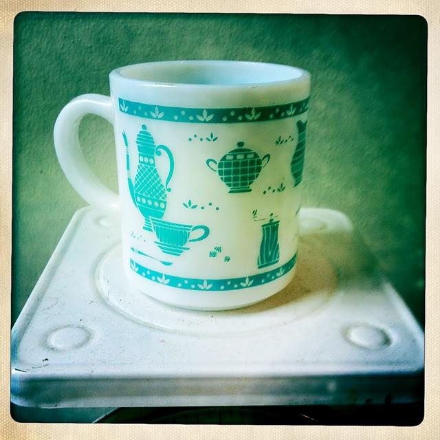 #vintage mug