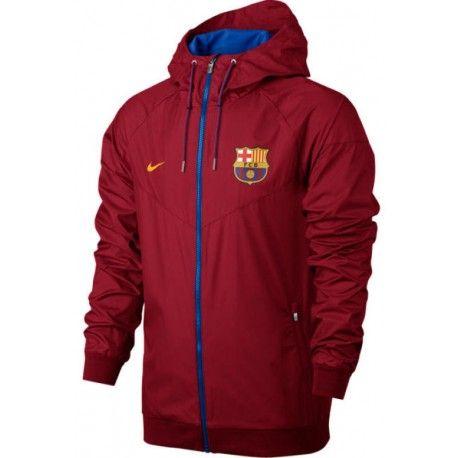 Veste Barcelone 2016/2017 Officielle. Flocages Personnalisés Disponibles.