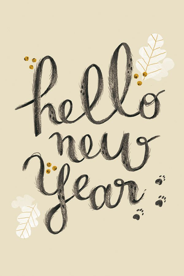 Hello 2016 ...please be... kind, compassionate, generous, fulfilling, cheerful, loving, compensating, real, abundantly giving and make my dreams come true ..xxx: