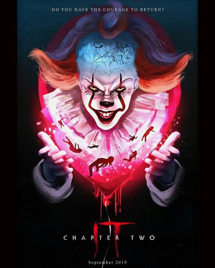 Pin by Camis on It   Clown horror, Horror movie posters ...