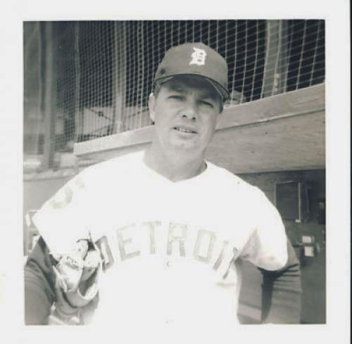Detroit Tiger, the great......Norm Cash!