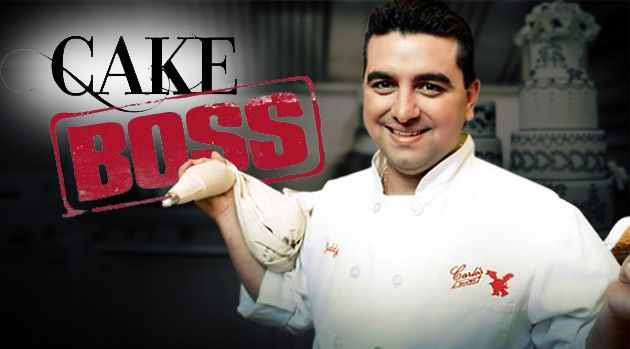 Near-endless cake icing recipes from TLC's Cake Boss