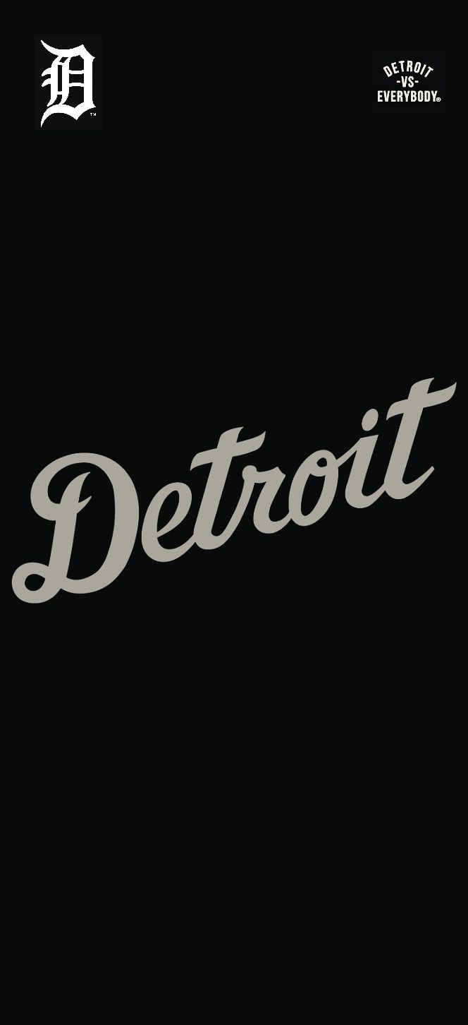 Detroit Tigers Detroit Vs Everybody Remix In 2020 Detroit Vs Everybody Detroit Tigers Detroit