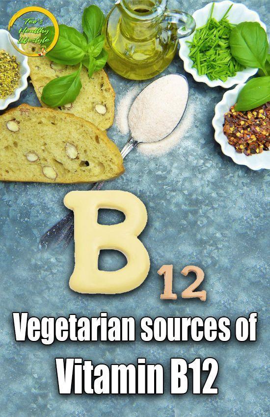 Vegetarian sources of vitamin B12 in 2020 Vitamins for