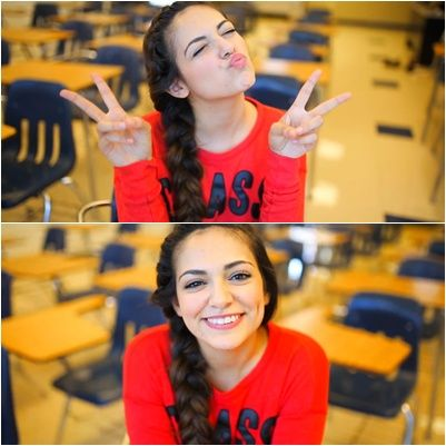 and easy hairstyles for school bethany mota back to school 5 hairstyle ideas no heat by bethany mota bethany s