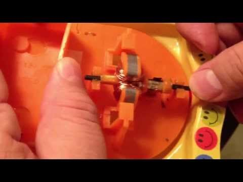 Slinky Electric Motor review