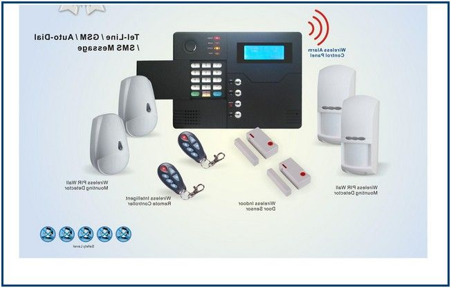 Immoderate Alarm Systems Parts