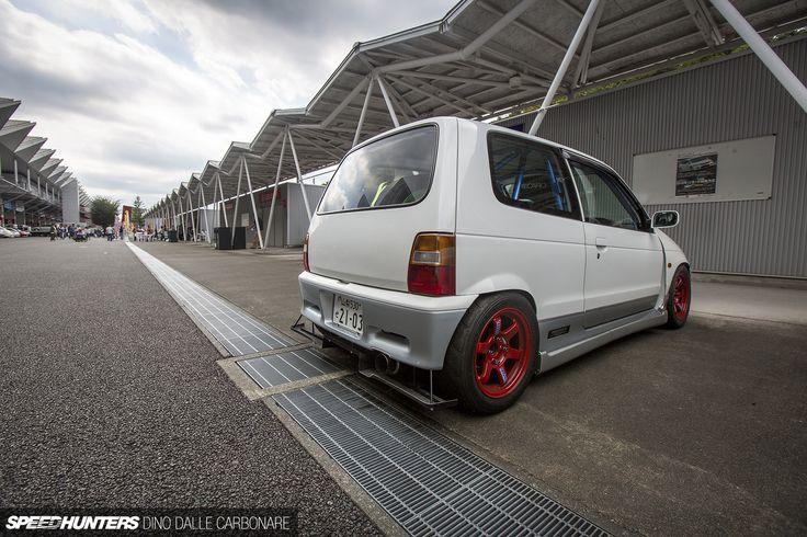 Suzuki-Alto-Turbo-Track day #speedhunters