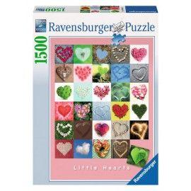 Szívecskék, Ravensburger Puzzle kirakó 1500 db