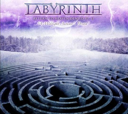 Labyrinth - Return To Heaven Denied Pt.II A Midnight Autum's Dream (2010)