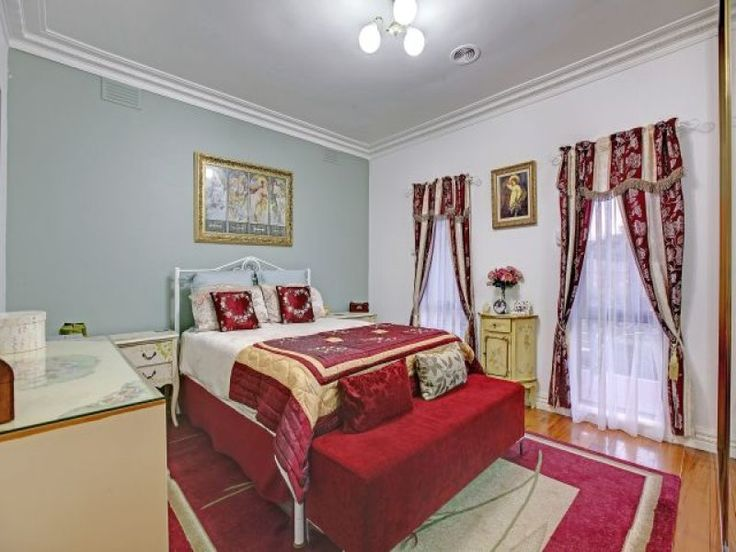 rug in bedroom