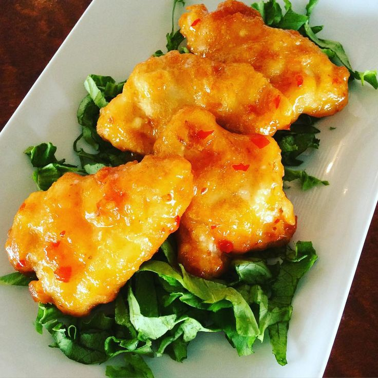 New on our #dinner market sheet: #halibut bombs with sweet Thai sauce #sockeyecity #steveston