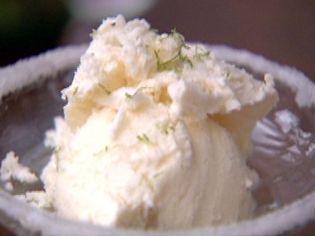 Margarita Ice Cream Recipe