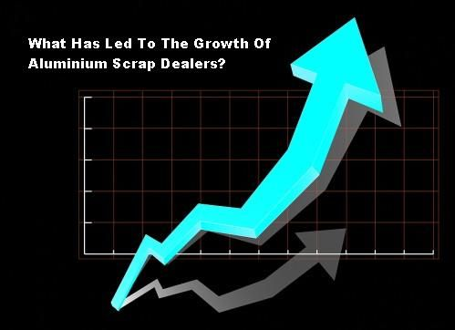 What Has Led To The Growth Of Aluminium Scrap Dealers?