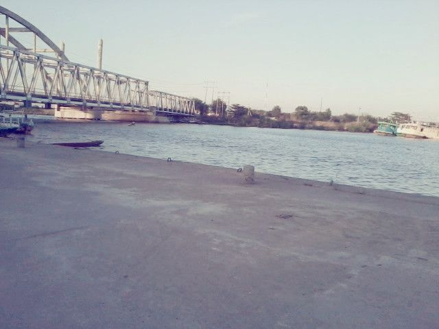 jepret II in pelabuhan brondong