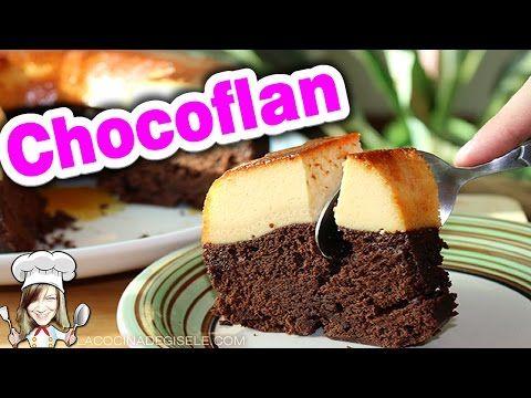 Torta imposible, chocoflan o pastel imposible. Receta en 3 pasos | La Cocina de Gisele
