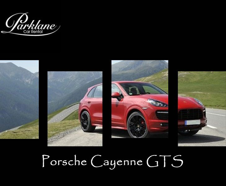 Porsche Cayenne GTS is sporty and extravagant. You can book Porsche Cayenne GTS from Parklane Car Rental in 2 Simple Steps  Click Book Now Above and Ask For Quote