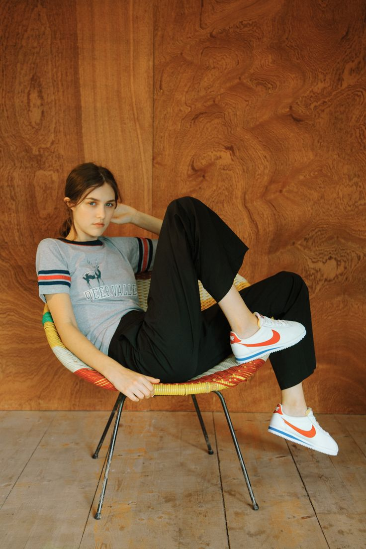 How to style Nike Cortez