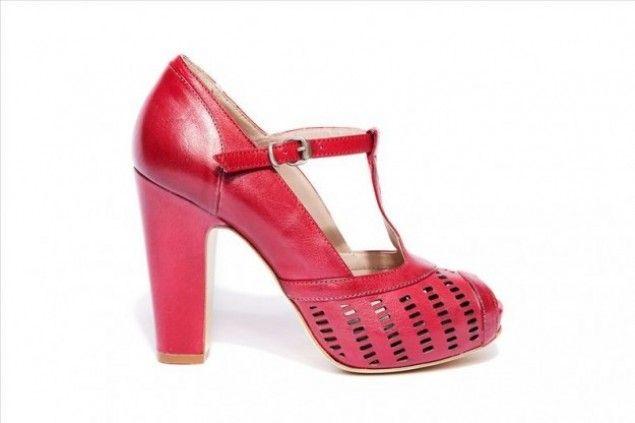 #JanetandJanet presenta la sua collezione di #scarpe primavera/estate 2014 (FOTO)