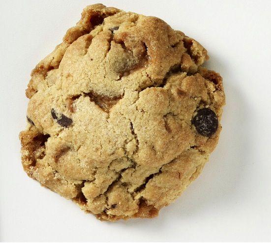 Toffee Crunch #carolscookies