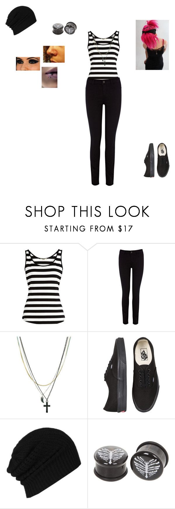 """Untitled #321"" by angel2000ll on Polyvore featuring Oasis, ASOS, Vans, AllSaints and Hot Topic"