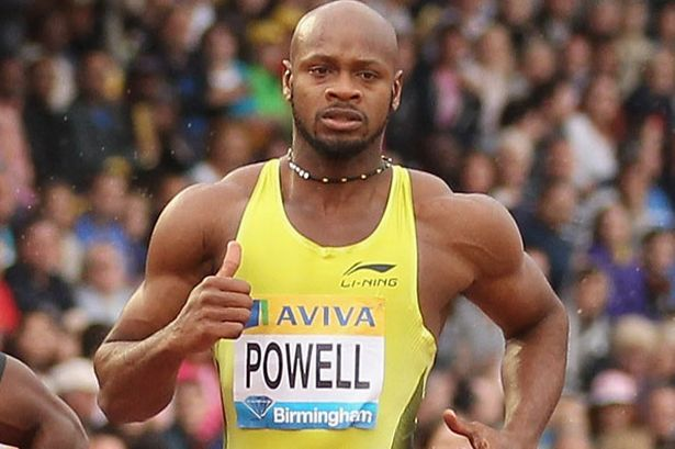 Jamaican Sprinter Asafa Powell Banned 18 Months for Doping- http://getmybuzzup.com/wp-content/uploads/2014/04/276532-thumb.jpg- http://getmybuzzup.com/jamaican-sprinter-asafa-powell-banned-18-months-doping/- By Tj Llewellyn Almost a year ago BSO reported that Jamaican sprinter Asafa Powell tested positive for a banned substance. Well, according to a story courtesy BBC Sport, the former 100m world record holder has received his punishment and will now be banned from competing