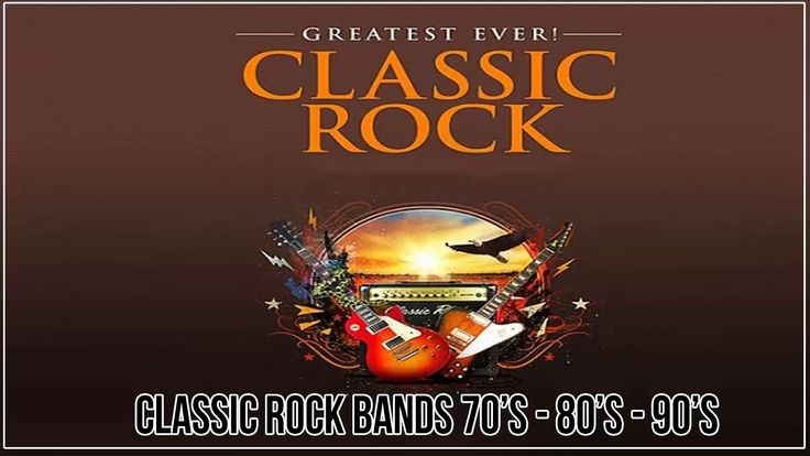 Greatest Classic Rock Music Hits   Best Of 70s 80s 90s Rock Songs