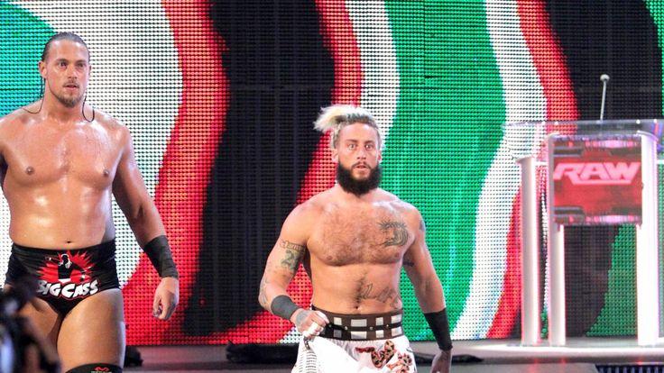 Enzo & Cass retten John Cena vor einer Attacke von The Club: Fotos