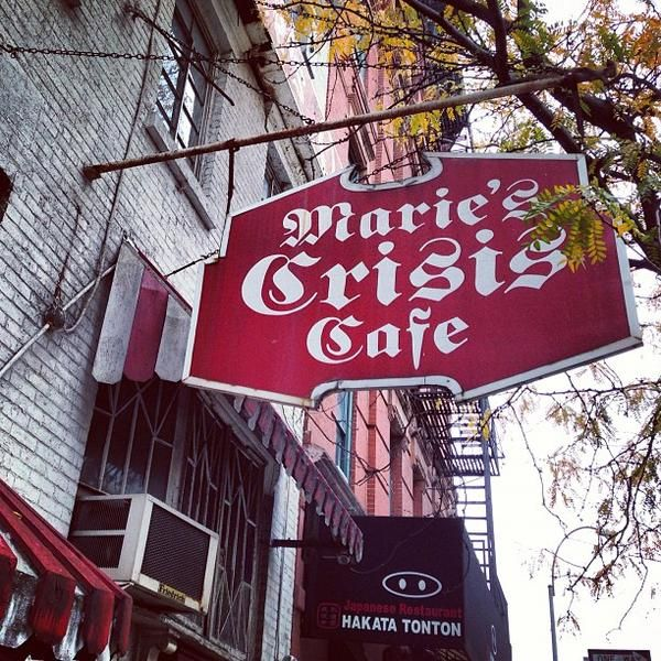 TO DO: Marie's Crisis - Musical Piano Bar