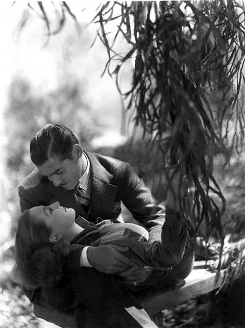 """""""Lovemaking never felt with anyone like what it did with Clark"""" - Joan Crawford on Clark Gable."""