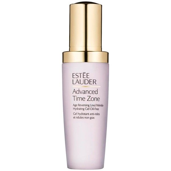 Estée Lauder Advanced Time Zone Gel Age Reversing Line/Wrinkle... ($76) ❤ liked on Polyvore featuring beauty products, skincare, face care, face moisturizers, face moisturizer, gel face moisturizer, oil free face moisturizer, estée lauder and estee lauder face moisturizer