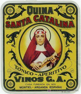 La quina Santa Catalina.