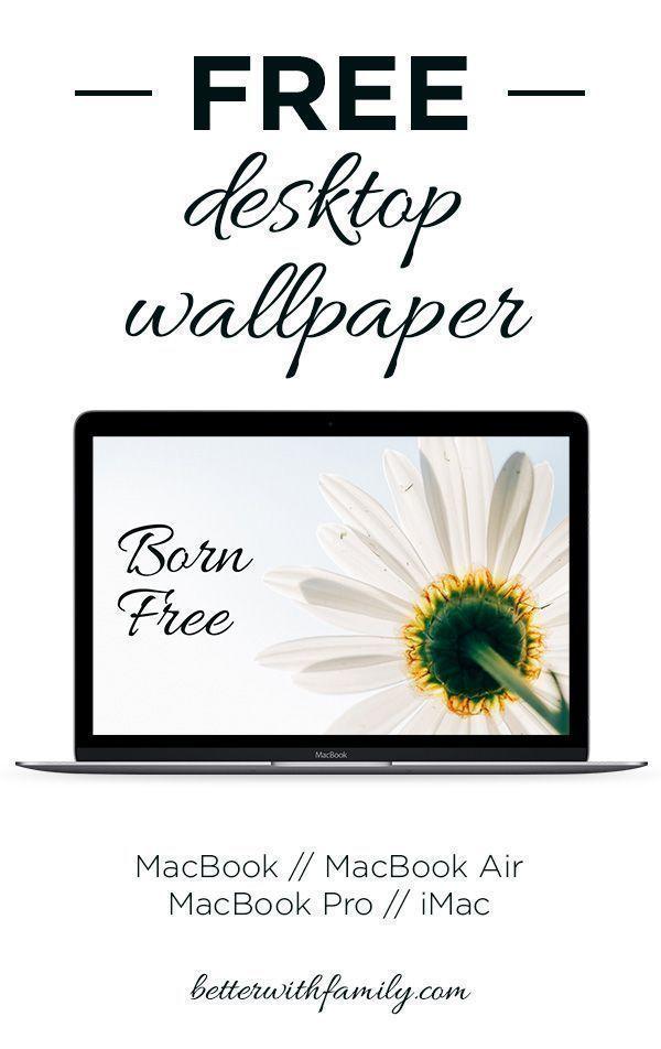 Laden Sie Diese Kostenlos Herunter D In 2020 Free Desktop Wallpaper Macbook Air Stickers Macbook Air