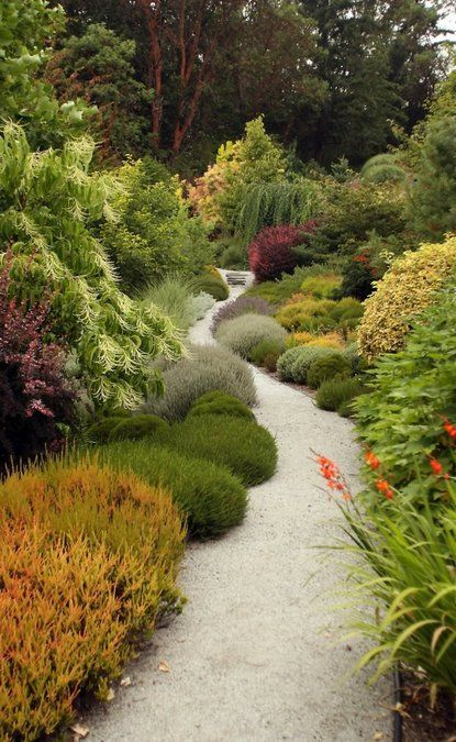 402 best images about garden paths on pinterest stone for Landscaping rocks kitsap county