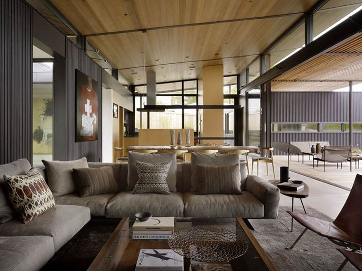 This California Home Is A Mixture Of Urban Industrial And Rural Comfort. Modern  HousesGallery ...