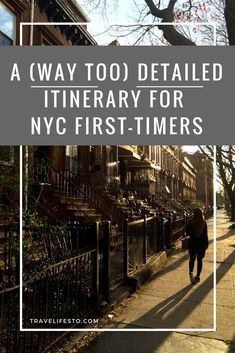 Are you planning your first visit to NYC? Do you t…