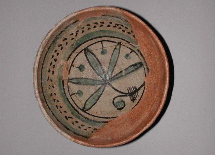 Umbria/Orvieto, Bowl, circa 1300 — 1425