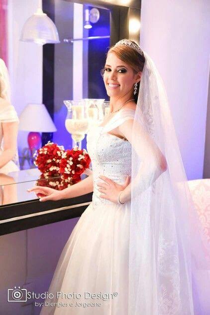 Noivas com Luciana knupp