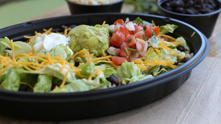 Taco Bell - Cantina Power Bowl - 425 calories - 30 grams of protein
