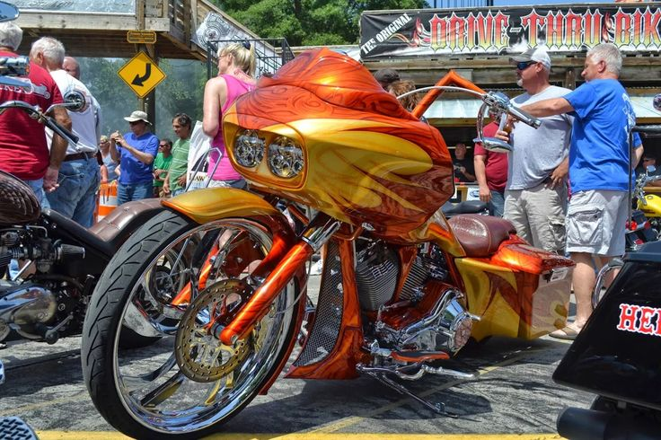 Photo: Join this collection and see all the #BigWheelBaggerMotorcycles There has already been quite a few uploaded. CHECK OUT THIS COLLECTION #BigWheelBagger #MotorcycleEvolution  #Bagger #MyrtleBeach #HarleyDavidson #Motorcycle