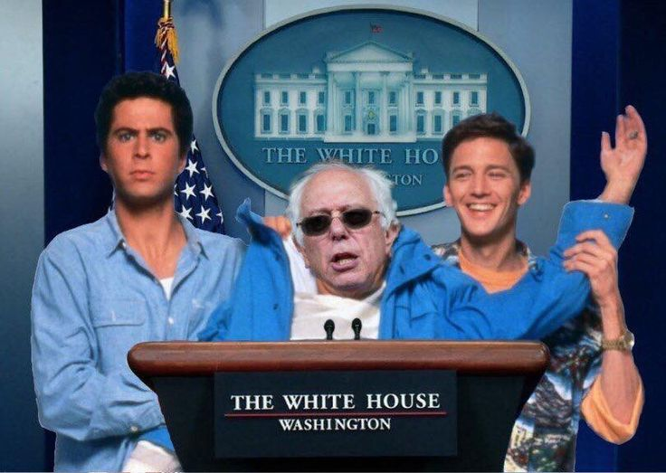 A weekend at Bernies