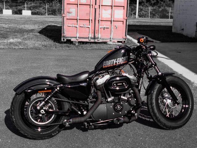 2012 Harley Davidson Sportster 48 Forty Eight Xl1200x Chopper Bobber Custom For Sale In Motorcycle Harley Classic Harley Davidson Harley Davidson Motorcycles
