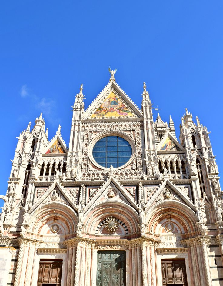 Siena Cathedral.