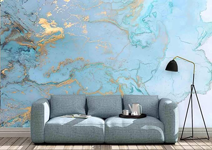 Pin By Vanessa Spasova On Office In 2020 Feature Wall Wallpaper Wall Murals Watercolor Wallpaper