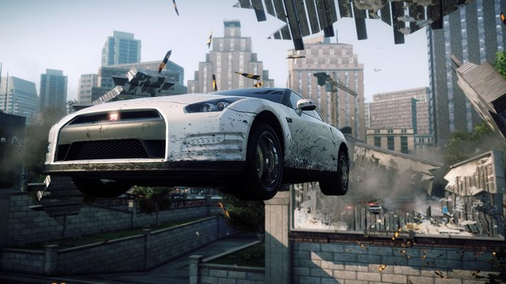 Need for Speed Most Wanted 2012 Game Preview