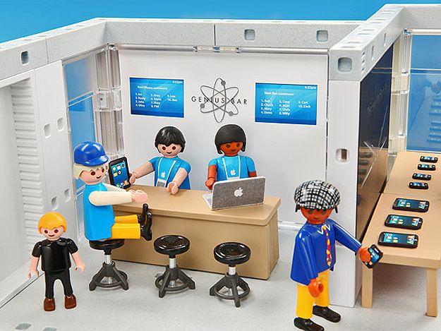 Playmobil Apple Store Toy