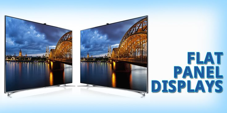 Check out #ultrasleek high-performance #flatdisplay solutions for commercial and personal use easily available at #Ooberpad. https://www.ooberpad.com/collections/flat-displays