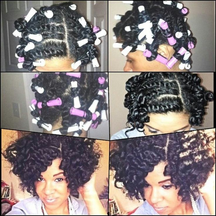 Beautiful black women and their beautiful natural hair- I might do this hairstyle for MOVE IN DAY