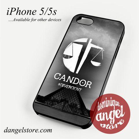 Divergent Candor Phone Case for iPhone 4/4s/5/5c/5s/6/6s/6 plus
