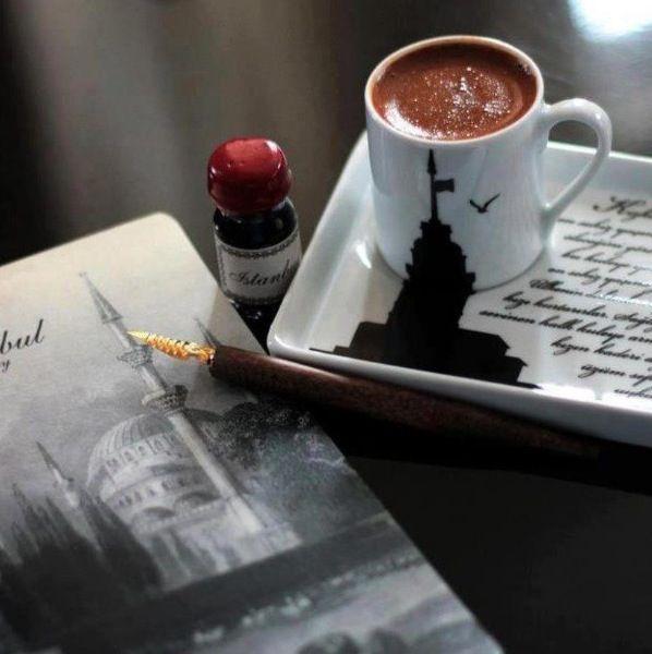 Turkish coffee..swiss